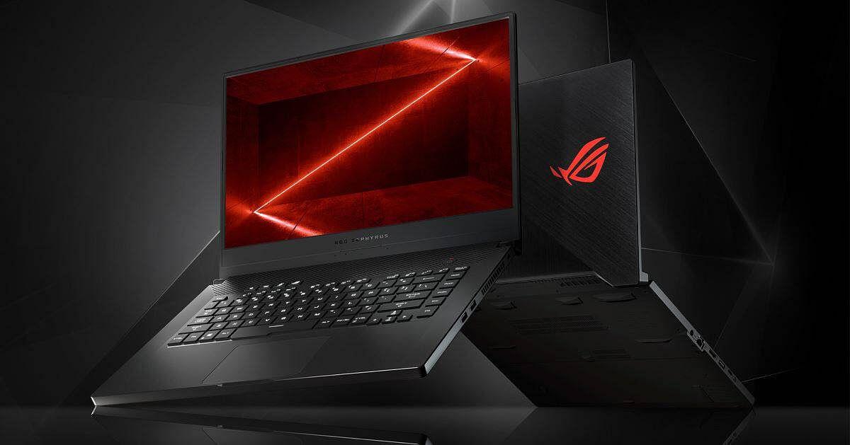Asus Rog Zephyrus Ga502du Laptop Gaming Paling Tipis Ringan Gizmologi
