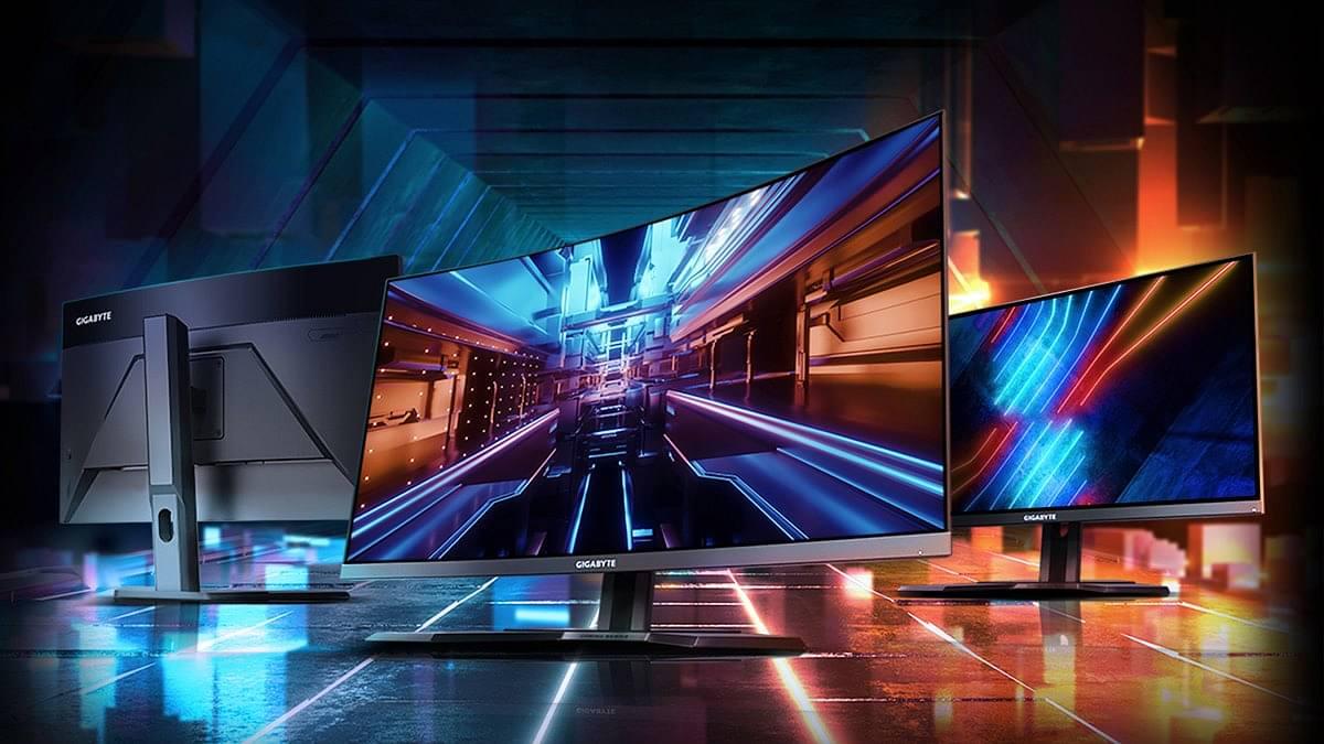 Gigabyte Luncurkan 5 Monitor Gaming Terbaru dengan AMD FreeSync Premium - Gizmologi