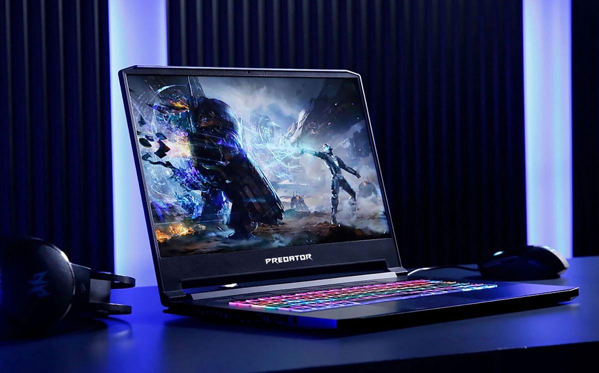 Predator Triton 500 Pt515 52 Spesifikasi Harga Laptop Gaming Acer