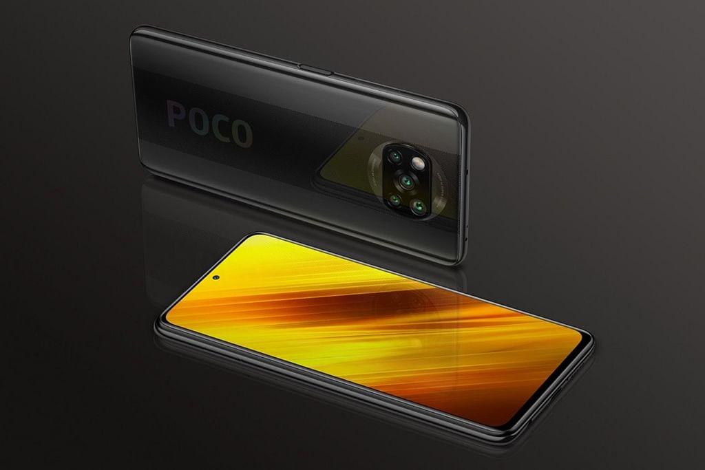 Poco X3 Nfc Diresmikan Smartphone Kencang Harga Rp3 Jutaan