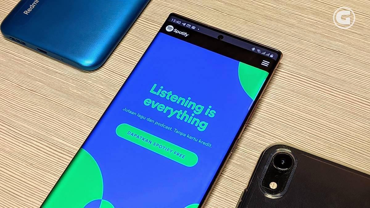 Bayar Spotify Premium Kini Bisa Lewat Dana Berikut Caranya Gizmologi